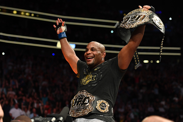 Daniel Cormier will only fight Brock Lesnar, Stipe Miocic or Jon Jones before retirement