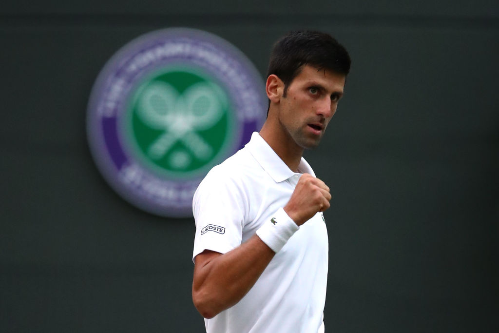 Wimbledon organisers grant Novak Djokovic request and relegate Roger Federer to Court 1