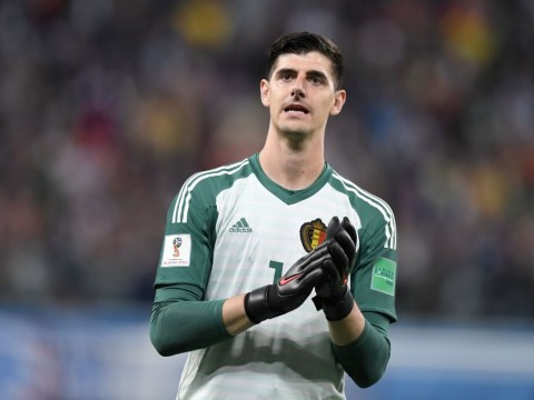 Thibaut Courtois accuses France of playing 'anti-football' as Belgium crash out of World Cup