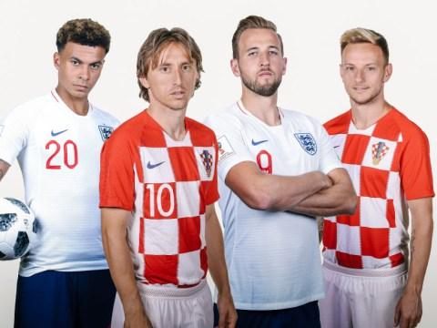 Croatia vs England: Key battles for World Cup semi-final