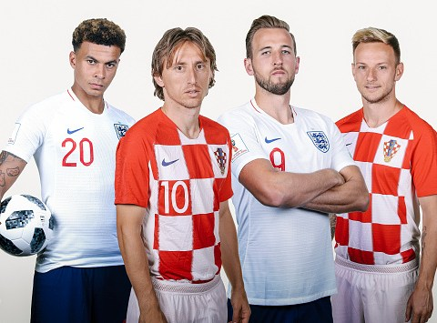 What channel is England v Croatia on and how to watch the World Cup online?