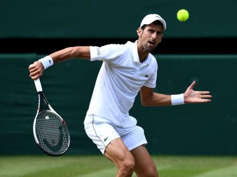 Novak Djokovic reveals how he's passing the time amid long wait for Rafael Nadal clash