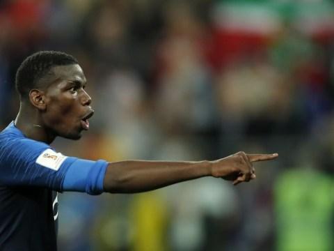 Paul Pogba claims France won't repeat the key mistake England made against Croatia