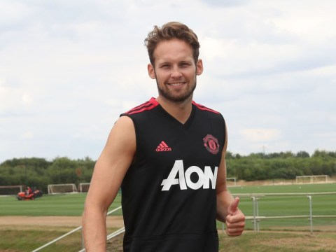 Jose Mourinho sends class message to Daley Blind after leaving Manchester United for Ajax