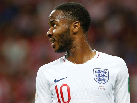 Jose Mourinho criticises Raheem Sterling's performances for England at the World Cup