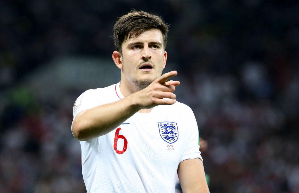 Manchester United ready to pursue Harry Maguire for £50 million