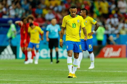 Neymar breaks his silence on diving criticism | Metro News