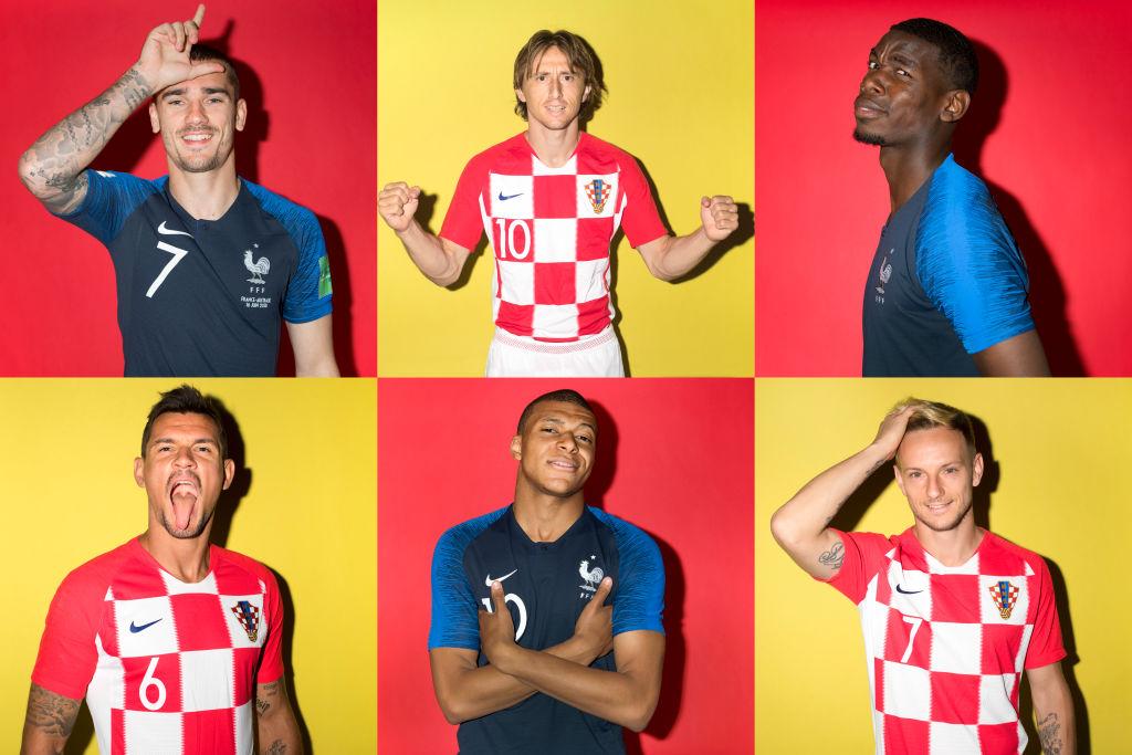 France vs Croatia: Key battles for World Cup final