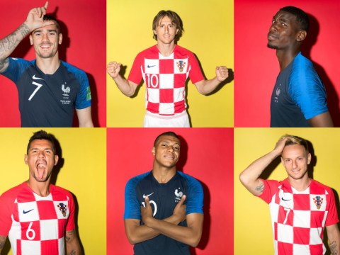 France vs Croatia: Key battles for World Cup final