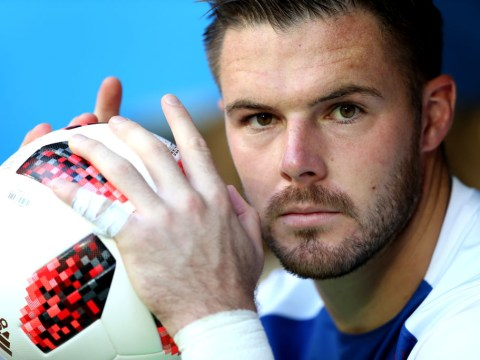 Stoke boss plays down Chelsea's chances of signing Jack Butland