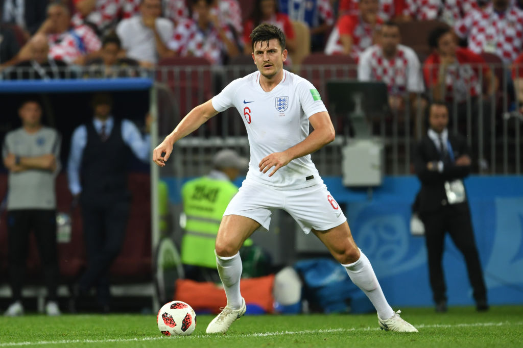 Manchester United deal for Harry Maguire rests on Leicester signing Jamaal Lascelles