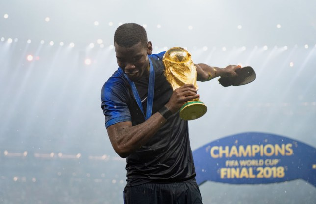 Paul Pogba Reveals Rousing Speech That Drove France To