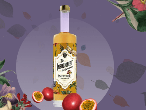 Aldi is releasing a passionfruit flavoured bottle of gin for just £9.99
