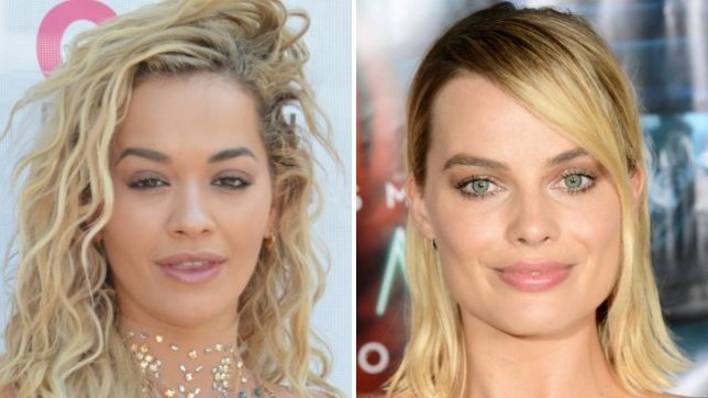 Rita Ora influenced Margot Robbie's latest role (Picture: Getty)
