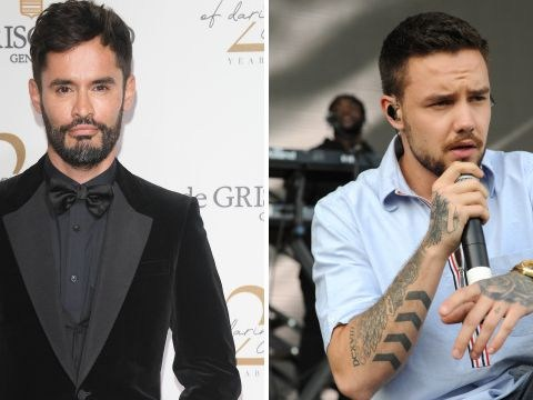 Liam Payne 'comes face to face with Cheryl's ex Jean-Bernard Fernandez-Versini' days before announcing split