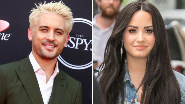 G-Eazy plays the 'just friends' line as he address Demi Lovato dating rumours following Halsey split