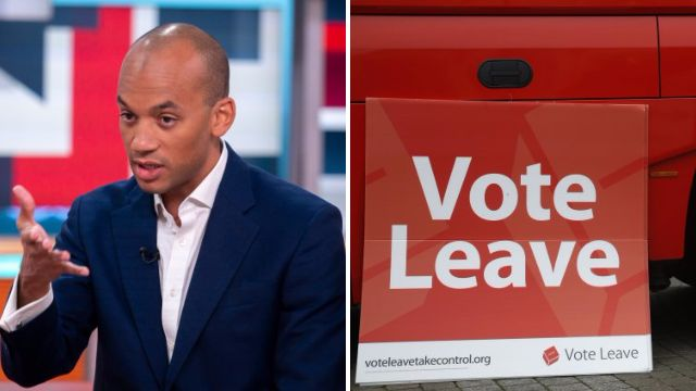 Vote Leave's 'cheating' is 'affront to democracy' says Labour MP Chuka Umunna