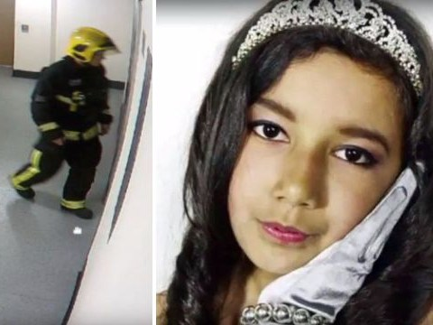 Grenfell firefighter thought 'f**k I'm gonna die' as he tried to save 12-year-old girl