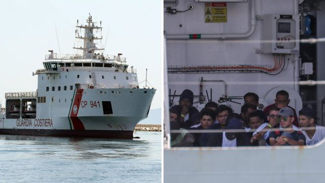 Italy and Malta in another heated fight over latest migrant ship