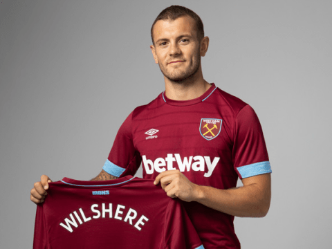West Ham announce signing of former Arsenal midfielder Jack Wilshere