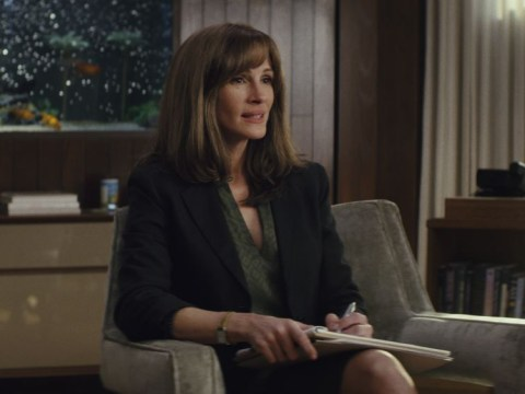 First look at Julia Roberts in Amazon's new psychological thriller series Homecoming