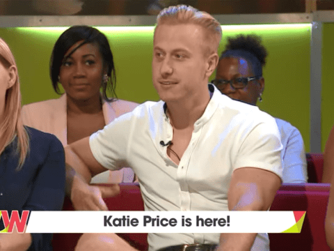 Katie Price's boyfriend Kris Boyson painfully uncomfortable as he's grilled about marriage: 'I need to know you more'