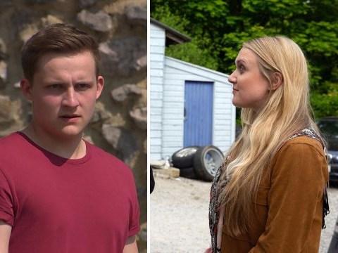 Emmerdale spoilers: Will Lachlan White kill Rebecca?
