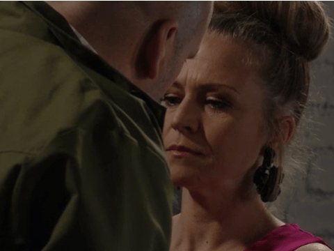 EastEnders spoilers: Stuart Highway threatens Linda Carter but his next actions are even worse