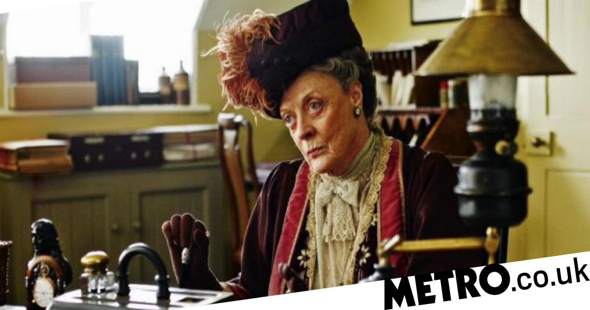 Dame Maggie Smith set to join original TV cast for Downton
