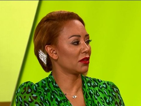 Mel B horrified as Janet Street Porter grills her over potential romance with Simon Cowell: 'Yuck!'