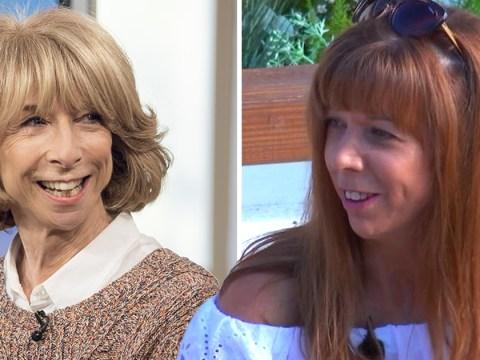 Love Island viewers think Wes' mum is secretly Gail Platt from Coronation Street