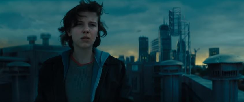 Millie Bobby Brown stars in first Godzilla: King Of The Monsters trailer