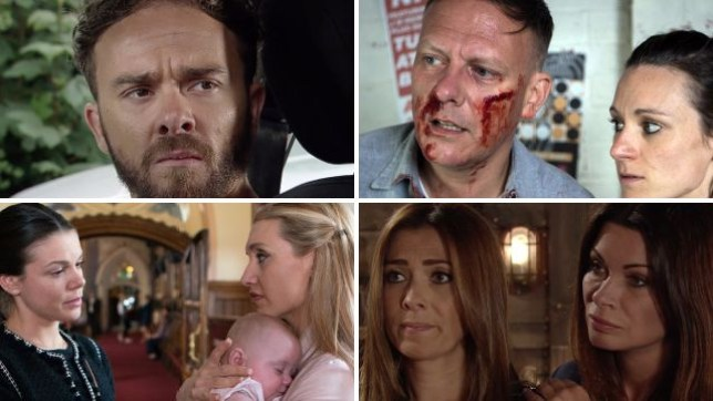 Coronation Street spoilers for David, Sean, Kate, Eva, Michelle and Carla