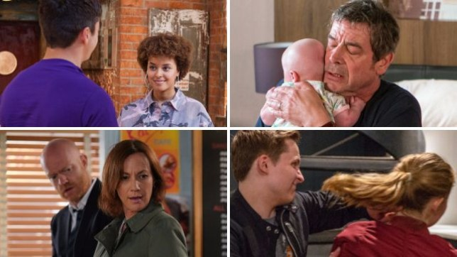 EastEnders, Hollyoaks, Emmerdale and Coronation Street spoilers revealed for Brooke, Ollie, Johnny, Rainie, Max, Liv and Lachlan
