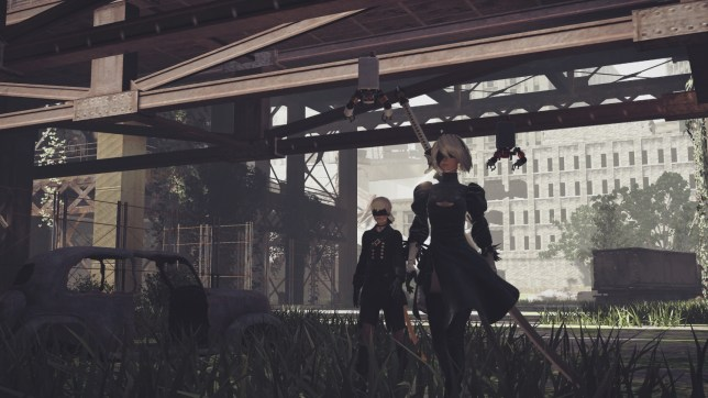 NieR:Automata Become As Gods Edition (XO) - essential on any format