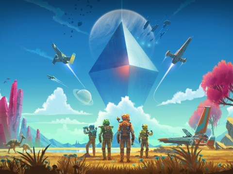 No Man's Sky Next Xbox One review – reaching for the stars