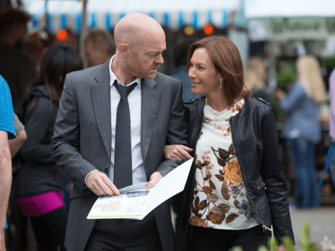 EastEnders spoilers: Max Branning and Rainie Cross finally give in to their feelings