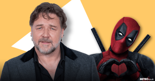 Picture: Getty, Marvel Russell Crowe insulted when he was asked to audition for Deadpool 2