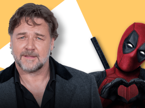 Russell Crowe was not happy being asked to audition for Deadpool 2