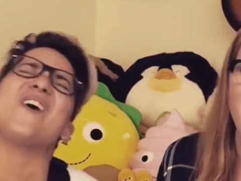 Orange is the New Black stars Vicci Martinez and Emily Tarver are together in real life