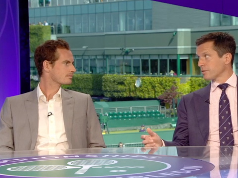 It's official: Tim Henman is more boring than Andy Murray