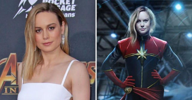 Kevin Feige explains WHY Captain Marvel is set in the 90s/Captain Marvel deep dive