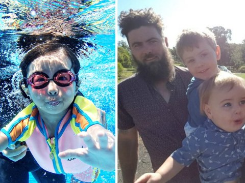 A swimming teacher is fed up with parents who make their kids sad during lessons