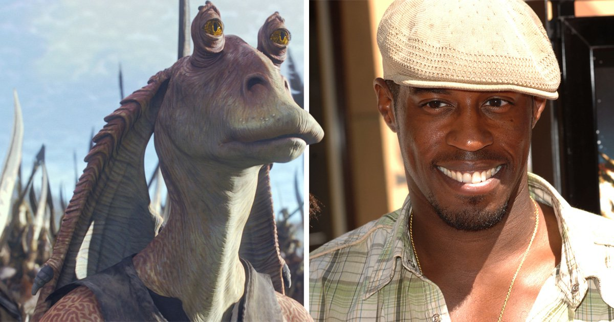 The actor who played Jar Jar Binks reveals that he nearly killed himself because of Star Wars