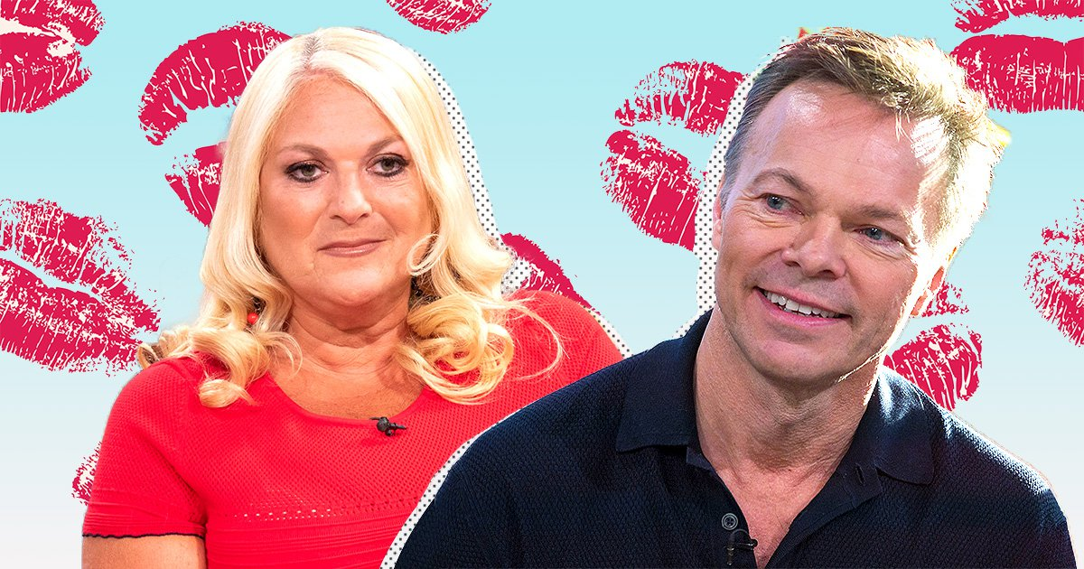 Vanessa Feltz reveals she had her first kiss with Pete Tong