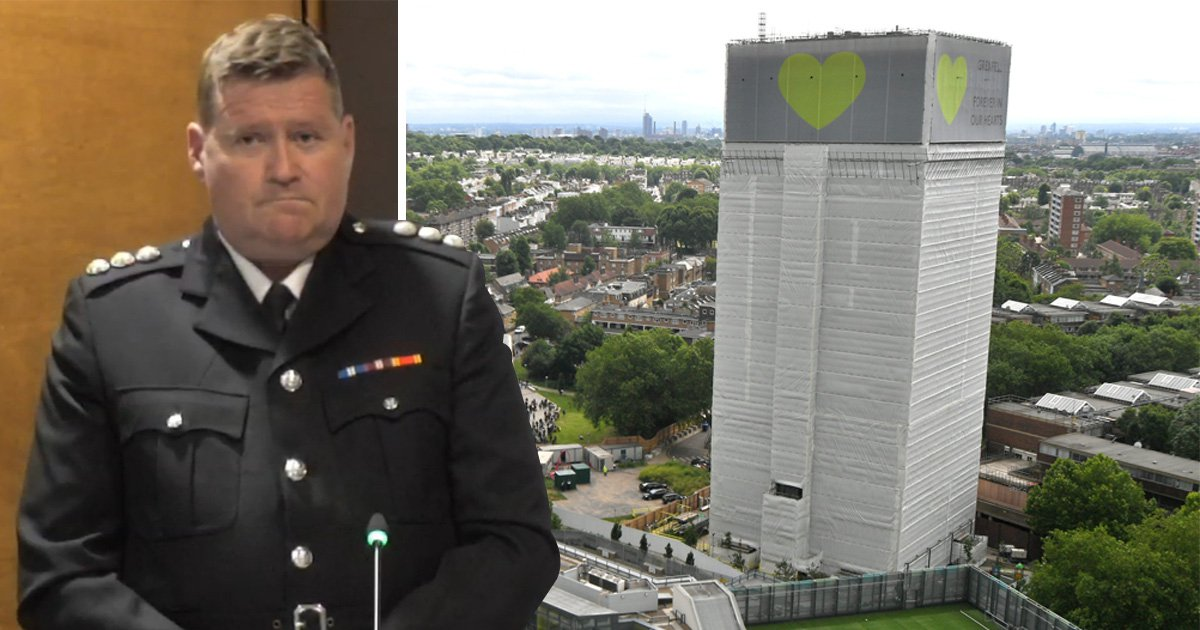 Firefighter could do nothing but listen on the phone as mother and children died in Grenfell