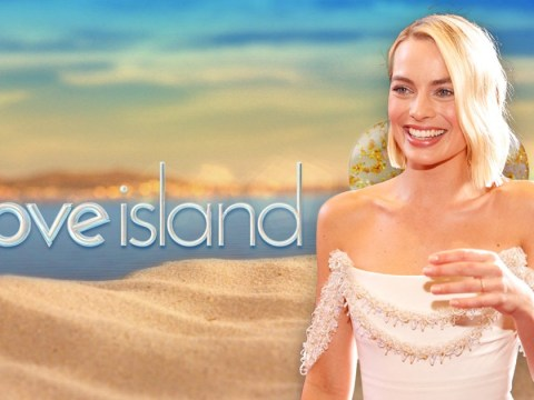 Margot Robbie is rooting for Jack and Dani on Love Island – but she doesn't see a resemblance to Megan