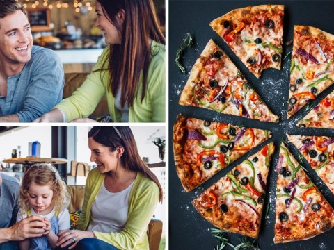 Single parents, gather, Match.com and Pizza Express are hosting a speed dating night for you