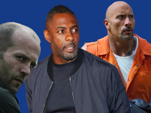 Idris Elba cast as villain in Dwayne Johnson's Fast & Furious spin-off Hobbs and Shaw