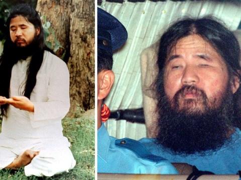 Japan executes doomsday cult members behind Tokyo subway gas attack